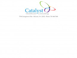 Catalyst Healthcare Consulting Mailing Label